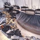 A l'installation - photo Océanopolis